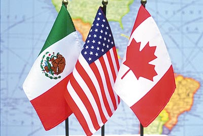Government of Canada Signs Environmental Cooperation Agreement with the United Sates and Mexico