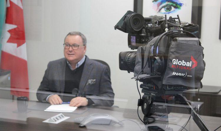 Global News Interview
